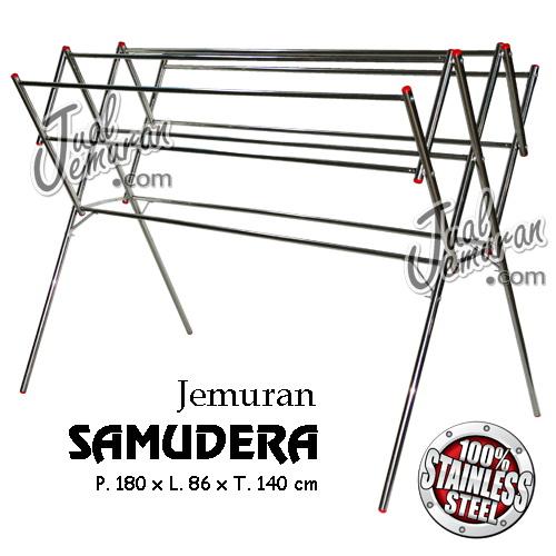Jemuran Baju Stainless 180 cm